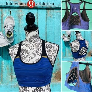 Lululemon Sweaty Or Not Bra II